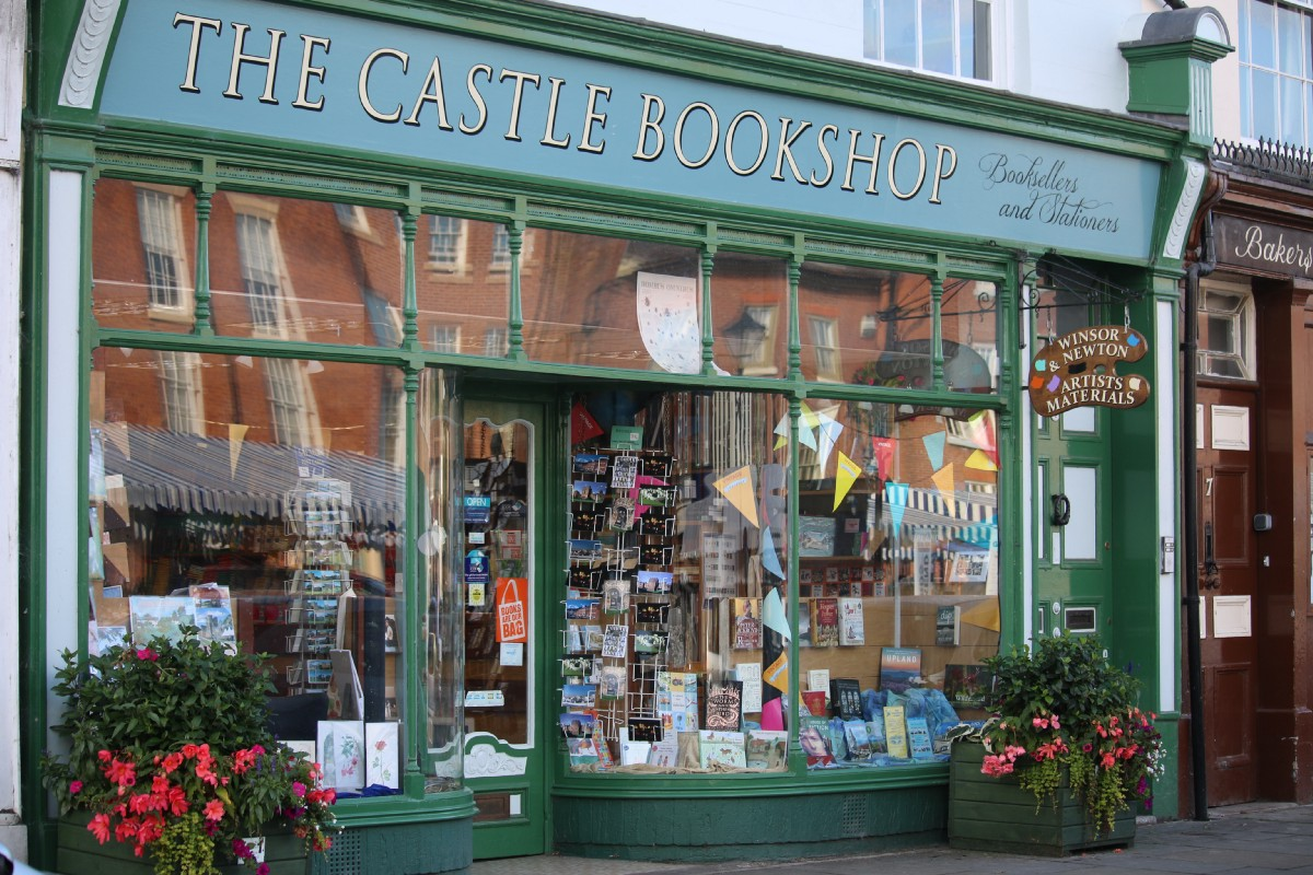 Castle Bookshop